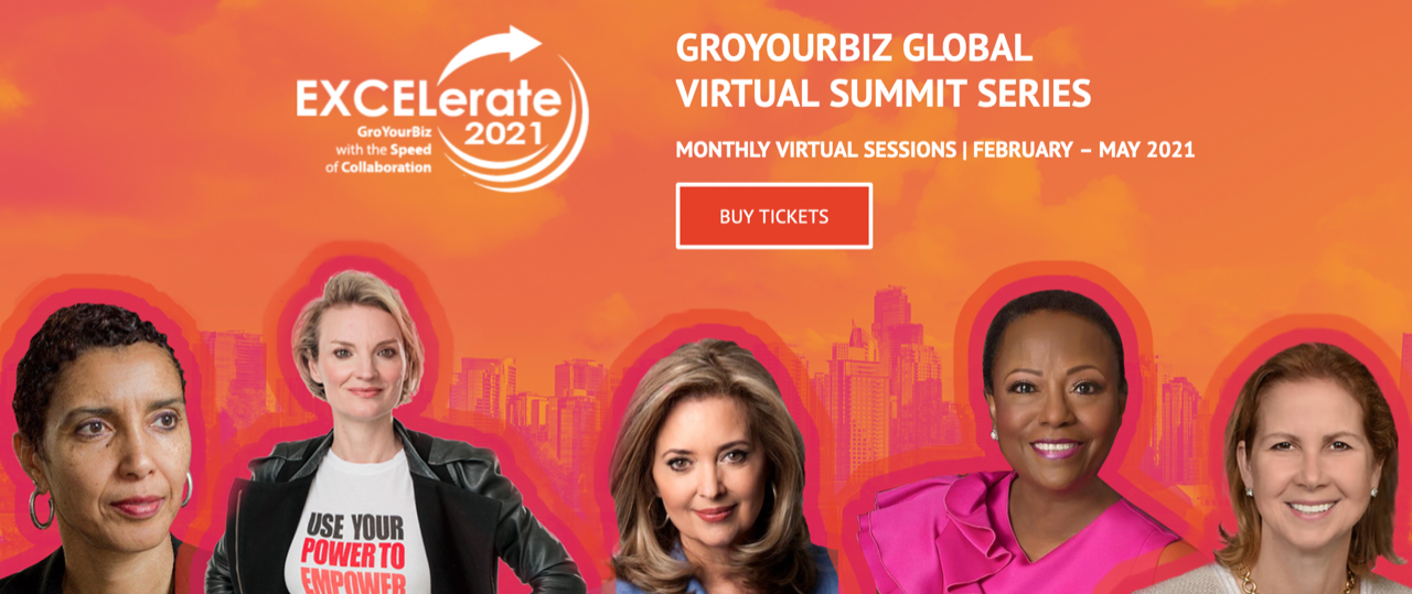 EXCELerate conference info