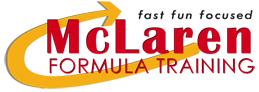 McLaren Formula Training logo